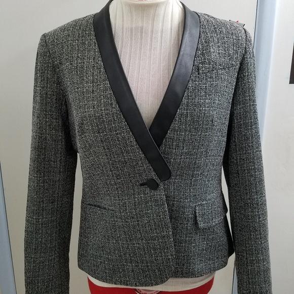 Calvin Klein Jackets & Blazers - Calvin Klein gray blazer size 6